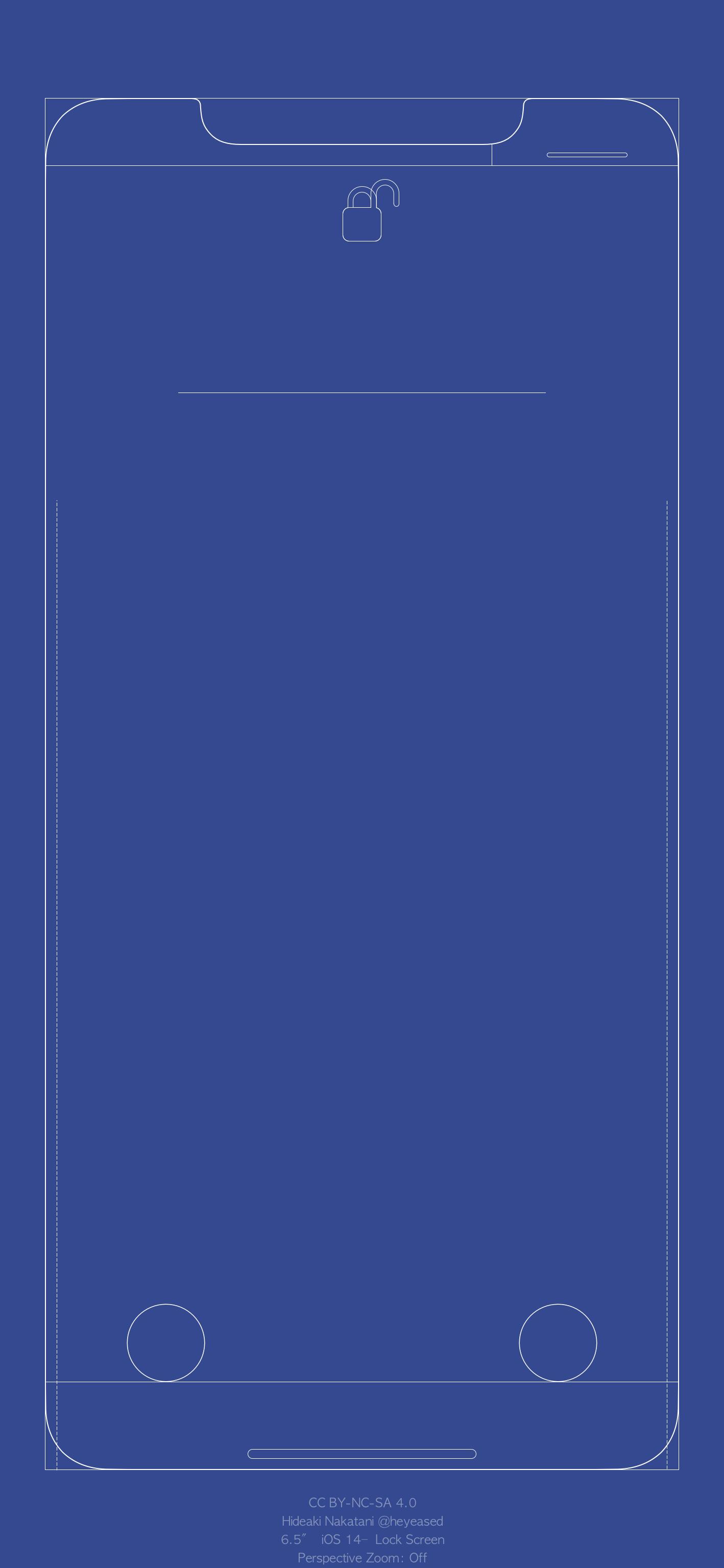 Ladda ner Blueprint-bakgrundsbilder till iPhone 11 Pro Max