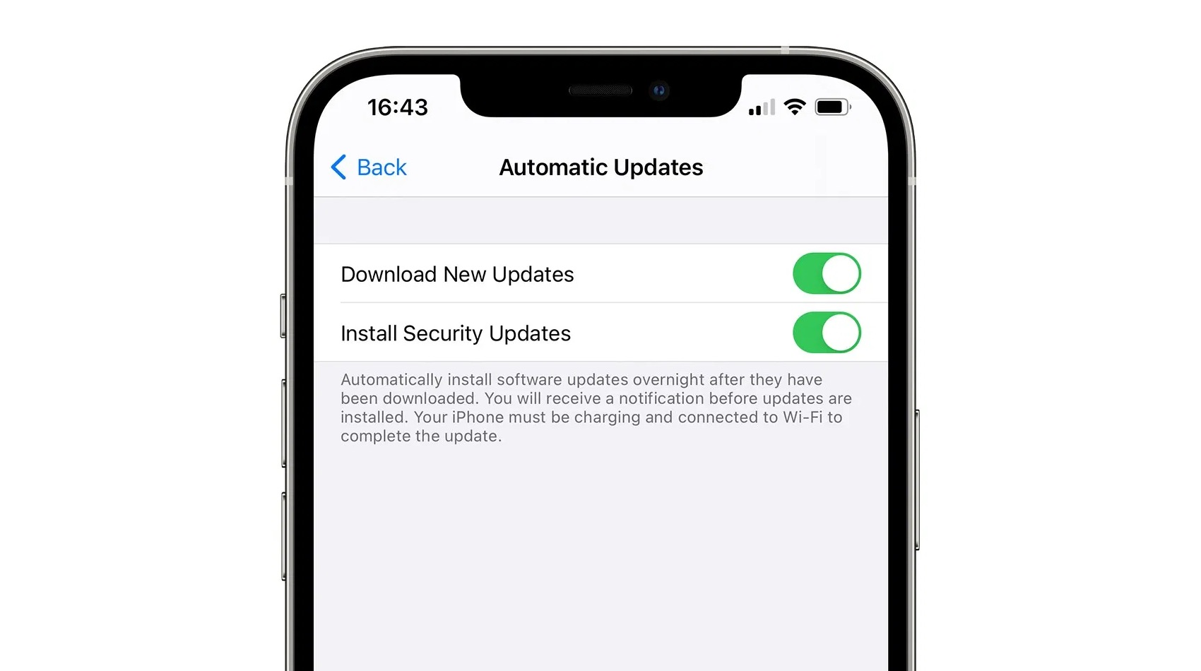 Apple Could Allow iOS Users To Install Security Fixes Without Updating Full iOS - iOS Hacker